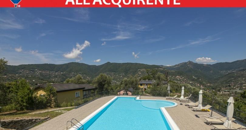 Rapallo villa indipendente di nuova costruzione